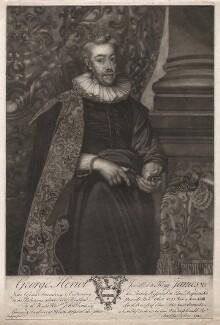 George Heriot, by John and Charles Esplens, after  Paul van Somer - NPG D2989