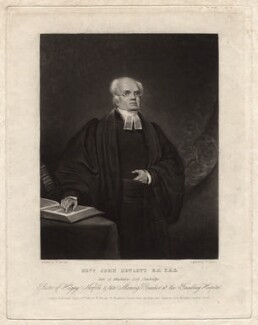 John Hewlett, by John P. Quilley, published by  Sampson Low, published by and after  William Brough - NPG D2993