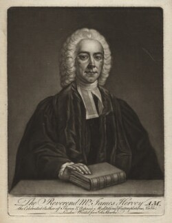 James Hervey, published by John Bowles, after  John Michael Williams - NPG D3019
