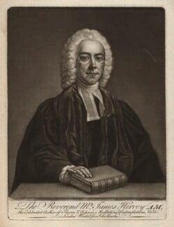 James Hervey, published by John Bowles, after  John Michael Williams - NPG D3019