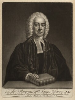 James Hervey, published by John Bowles, after  John Michael Williams - NPG D3021