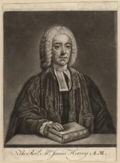 James Hervey, after John Michael Williams - NPG D3022