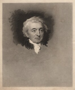 Prince Hoare, by Charles Turner, after  Sir Thomas Lawrence - NPG D3058