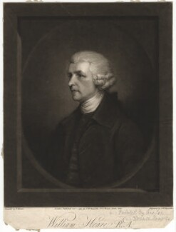 William Hoare, by and published by Samuel William Reynolds, after  Prince Hoare - NPG D3060