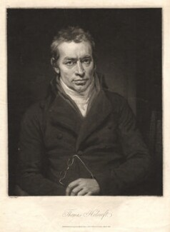Thomas Holcroft, by Thomas Hodgetts, after  John Opie - NPG D3066