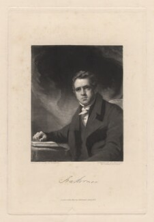 Francis Horner, by Samuel William Reynolds, after  Sir Henry Raeburn - NPG D3099