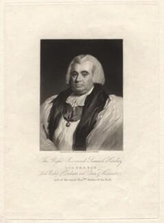 Samuel Horsley, by Samuel William Reynolds, after  Mrs Barou - NPG D3100