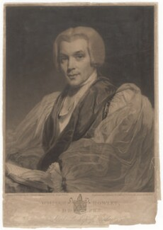 William Howley, by Samuel William Reynolds, after  William Owen - NPG D3117