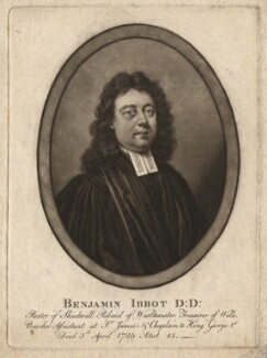 Benjamin Ibbot, after Unknown artist - NPG D3134