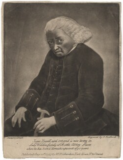 Isaac Ingall, by John Yeatherd, published by  William Richardson, after  John Naish - NPG D3136