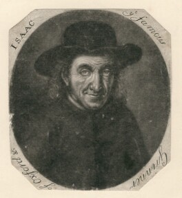 Isaac, by John Faber Sr, after  Unknown artist - NPG D3149