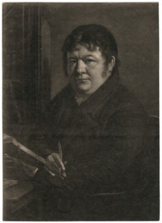 Joseph Ivimey, by Charles Penny, after  John Linnell - NPG D3150