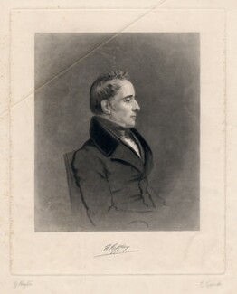 Francis Jeffrey, Lord Jeffrey, by Joseph Epenetus Coombs, after  Sir George Hayter - NPG D3151