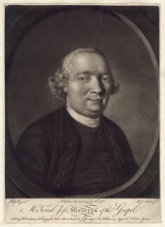 Torial Joss, by Robert Dunkarton, after  John Russell - NPG D3164