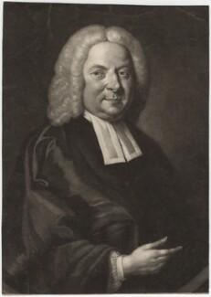 David Jennings, by James Macardell, after  W. Jones - NPG D3168