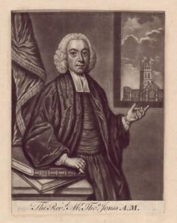Thomas Jones, after M. Jenkin - NPG D3189