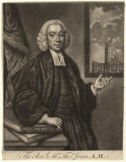 Thomas Jones, after M. Jenkin - NPG D3190