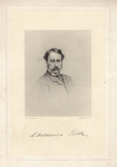Lawrence Palk, 1st Baron Haldon, by Joseph Brown, after a photograph by  John Jabez Edwin Mayall - NPG D3194