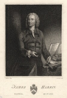 James Harris, by Charles (Cantelowe, Cantlo) Bestland, after  Joseph Highmore - NPG D3231