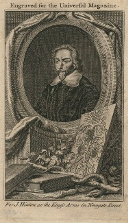 William Harvey, after Wilhelm von Bemmel - NPG D3232