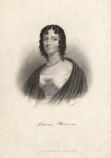 Felicia Dorothea Hemans, by Robert Cabell Roffe, published by  John Limbird, after  Edward Robertson - NPG D3248