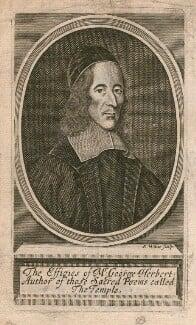 George Herbert, by Robert White - NPG D3252