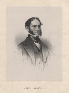 Sir Charles Hotham, by James Henry Lynch, printed by  Day & Son - NPG D3274