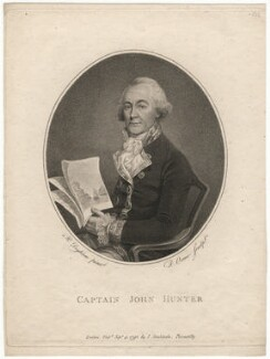 John Hunter, by Daniel Orme, after  Robert Dighton - NPG D3291