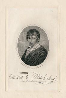 William Henry Ireland, by Mackenzie, after  Unknown artist - NPG D3298