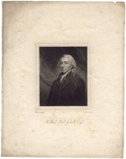 Richard Paul Jodrell, by Charles Theodosius Heath, after  Mather Brown - NPG D3309