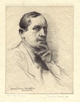 Ernest Borough Johnson, by Ernest Borough Johnson - NPG D3313