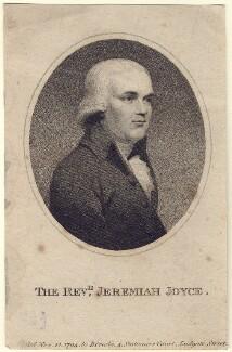Jeremiah Joyce, after Unknown artist - NPG D3326