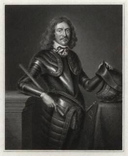 Sir Arthur Hesilrige, by R. Grave, after  Unknown artist - NPG D3330