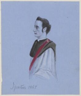 Father Ignatius (Joseph Leycester Lyne), by Unknown artist - NPG D3346
