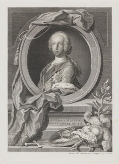 Prince Charles Edward Stuart, by Sir Robert Strange - NPG D3357