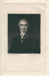 John Philip Kemble, by Charles Turner, after  Sir Thomas Lawrence - NPG D3368