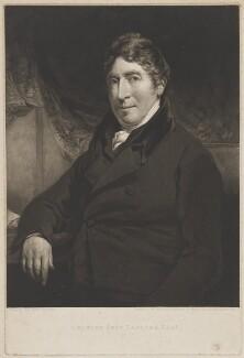 Charles Shaw-Lefevre, by William Ward, after  John Jackson - NPG D3381