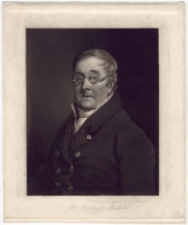 Michael Keeling, by William Ward, after  Unknown artist, early 19th century - NPG D3394 - © National Portrait Gallery, London