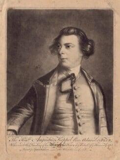 Augustus Keppel, Viscount Keppel, after Sir Joshua Reynolds, (1752-1753) - NPG D3404 - © National Portrait Gallery, London