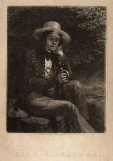 Alexander Alexander, by Thomas Hodgetts, after  Sir John Watson-Gordon, published 1830 - NPG D342 - © National Portrait Gallery, London