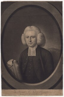 Andrew Kinsman, by Jonathan Spilsbury, published by  Carington Bowles, after  John Russell, published 1 January 1772 - NPG D3433 - © National Portrait Gallery, London
