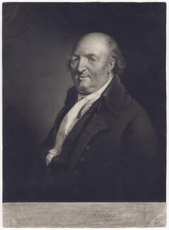 John Kirby, by Charles Turner, after  John James Masquerier - NPG D3437