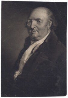 John Kirby, by Charles Turner, after  John James Masquerier - NPG D3438