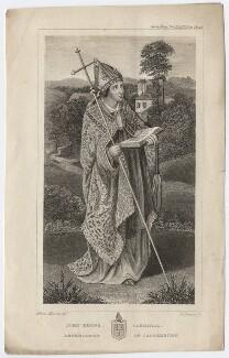 John Kemp, by John Swaine, after  Albin Martin - NPG D3472