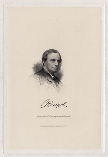 Charles Kingsley, by Charles Henry Jeens, published by  Macmillan & Co - NPG D3494