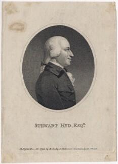 Stewart Kyd, published by Benjamin Crosby - NPG D3508