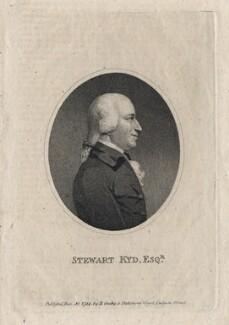 Stewart Kyd, published by Benjamin Crosby - NPG D3509