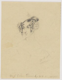 Eleanora ('Ellen') Kean (née Tree), by W.H. Nightingale - NPG D3512