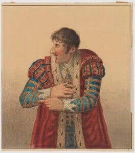 John Philip Kemble as Richard III, possibly by Samuel De Wilde - NPG D3515