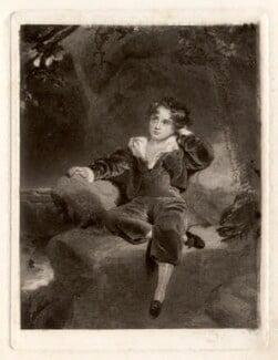 Charles William Lambton, after Sir Thomas Lawrence - NPG D3530
